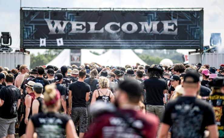 Aniversario del festival Wacken Heavy Metal
