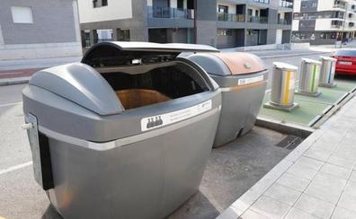 Hallan el cadáver de un bebé en un contenedor de basura en Gijón
