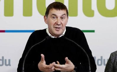 El Gobierno Vasco acusa a Otegi de «demagogia» y le reprocha la «ostentación pública» de los recibimientos a expresos de ETA