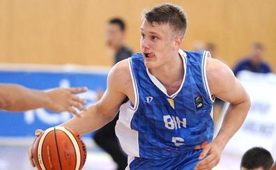 El Gipuzkoa Basket incorpora para esta temporada al bosnio Lazar Mutic