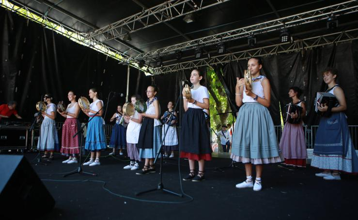 La Euskal Jira Irundarra se supera