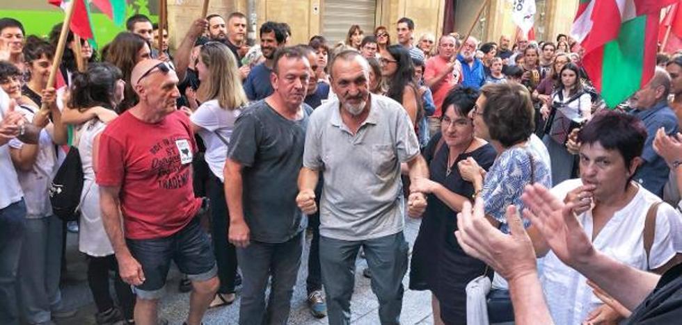 El Gobierno central avisará a los ayuntamientos de las salidas de presos para evitar 'ongi etorris'