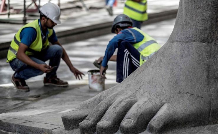 El nuevo Gran Museo Egipcio