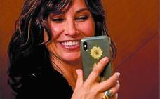 La entusiasta 'mirada vasca' de Gina Gershon