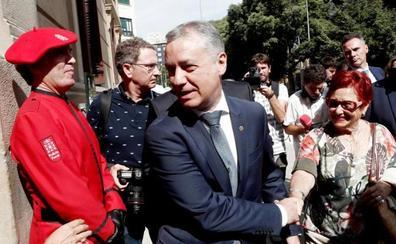 Urkullu valora el «pacto entre diferentes» en Navarra y lo contrapone al desacuerdo en el Estado