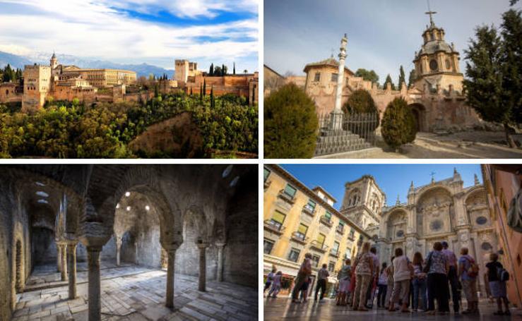 ¿Cuándo y por cuánto visitar los principales monumentos de Granada?