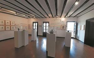 Exposición sobre Oteiza en la Casa Museo Víctor Hugo