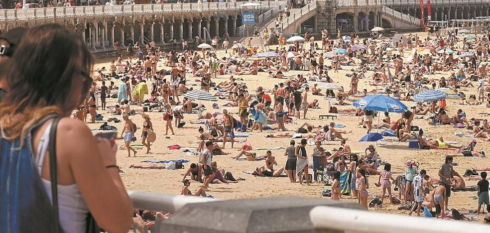 La Policía no constata un incremento de hurtos en las playas en los últimos años