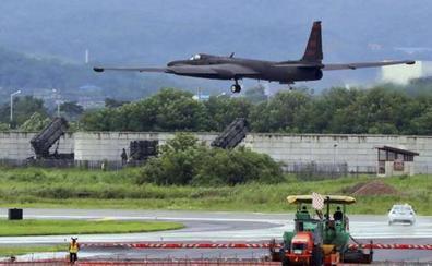 EE UU pide más dinero a Corea del Sur para mantener el despliegue de sus tropas en el país