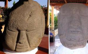 El misterio de las estatuas «barrigonas» imantadas de Guatemala