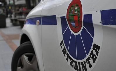 Un joven de 21 años detenido por acuchillar a otro en Urnieta