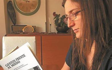 Irene Moreno Bibiloni: «Mientras muchos se dedicaban a glorificar a ETA, algunos valientes optaron por hacer frente al terror»