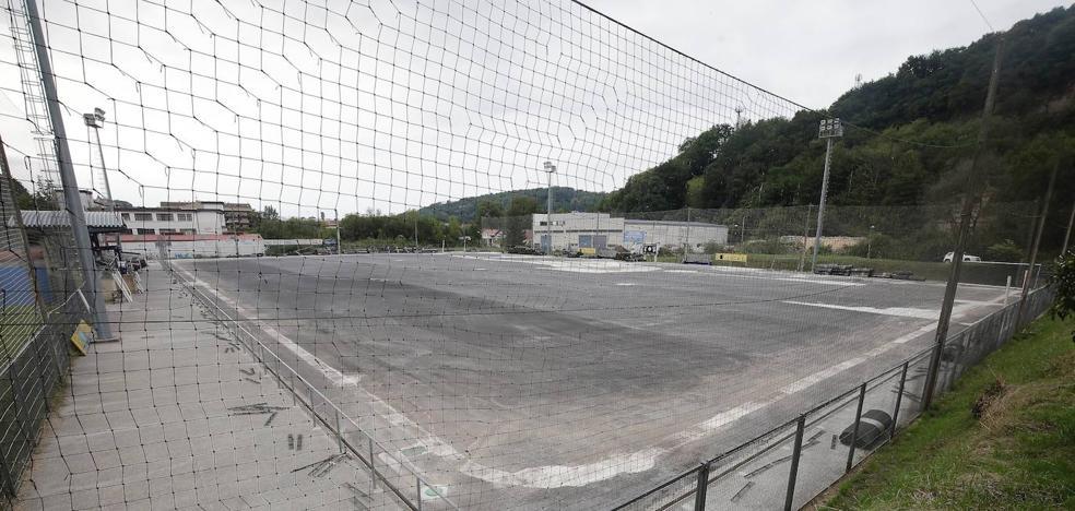 El renovado campo de Martutene se estrenará este próximo día 15