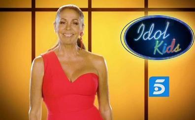 Isabel Pantoja será jueza en la versión española de 'Idol Kids'