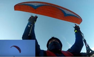 Muere en Alicante un 'youtuber' que se lanzó en paracaídas para grabar y colgar el salto