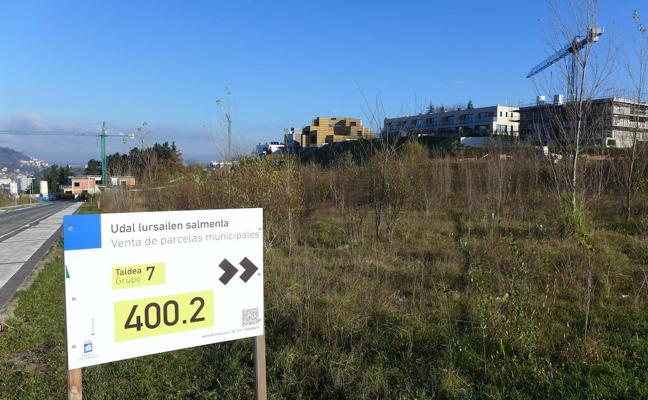 El Ayuntamiento pone en venta las últimas 6 parcelas de Atotxa Erreka