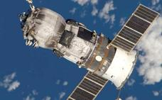 La impresionante imagen de la nave espacial rusa Progress desintegrándose en la atmósfera