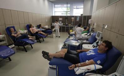 «Las reservas de sangre en Gipuzkoa son buenas pero no hay que bajar la guardia»