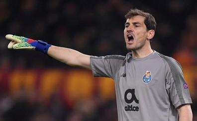 El Oporto inscribe a Casillas en la liga
