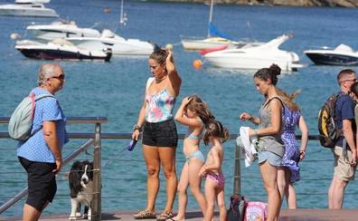 Euskadi vive este verano el mismo fenómeno meteorológico que acabó en riadas en 1983