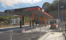 MLC abrirá en Leruntxiki una estación deservicio 24 horas
