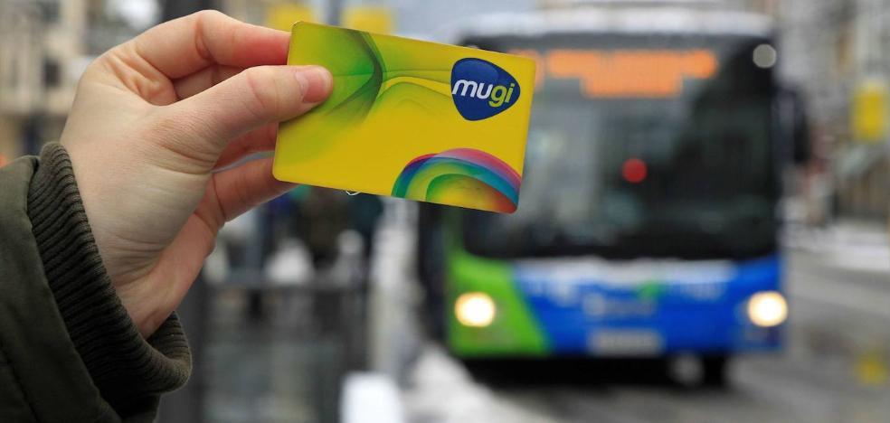 La tarjeta de transporte se consolida