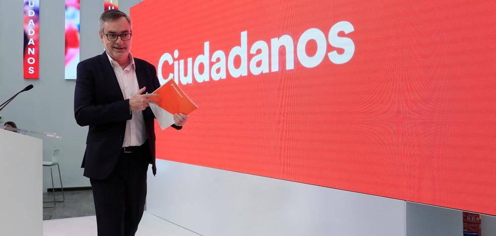 Ciudadanos no contempla una nueva reunión entre Rivera y Sánchez