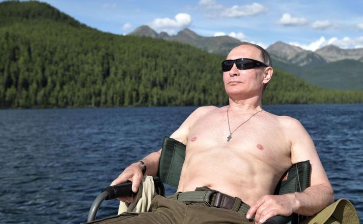 Putin cumple 20 años en el poder