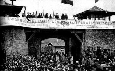 Guipuzcoanos víctimas del horror nazi