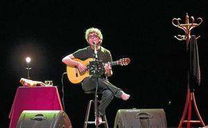 Pedro Guera encabeza este fin de semana el Festival Bidasoa Folk