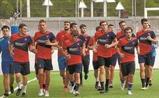 El Touring KE comenzará la Liga en casa contra el filial del Real Unión