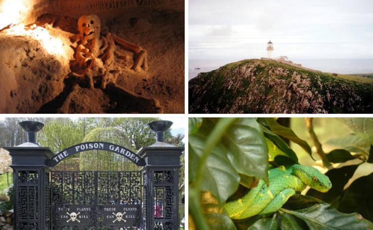 13 lugares que nunca deberías visitar