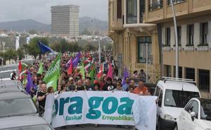 EH Bildu reivindica en San Sebastián la «república vasca»