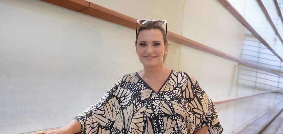 Ainhoa Arteta: «Uno de los retos más importantes de 'Madame Butterfly' es llegar al final a tope»