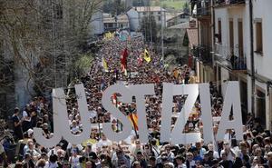 Campaña de solidaridad con los jóvenes de Alsasua al cumplir 1.000 días en prisión