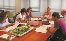 Reunión entre Ayuntamiento y Diputación para analizar la situación de la Residencia
