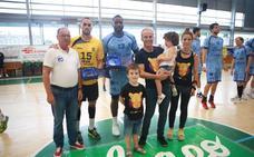 Bidasoa y Chartres sumaron fuerzas para la 'Beñat Elzo' y la asociación ENACH