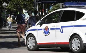 En libertad con cargos tras intentar agredir sexualmente a una mujer en San Sebastián