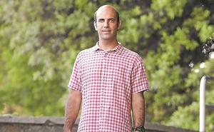Urtzi Leibar Palacios: «El cambio climático es capaz de influir en la producción y calidad de la vid»