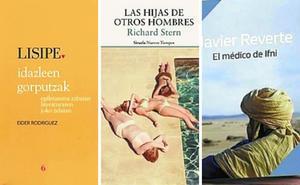 Las novedades literarias de la semana