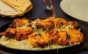 Los platos más típicos de la cocina india