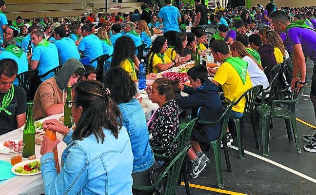 El Ayuntamiento destaca la «alta participación» en unas fiestas de Santiago «sin incidentes»