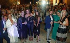 Noche de glamour en el Palacio de Miramar