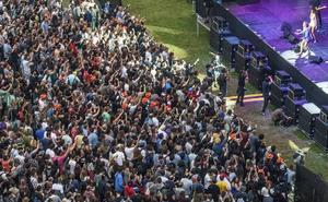 Denunciados cuatro festivales de música en Euskadi por impedir la entrada con comida