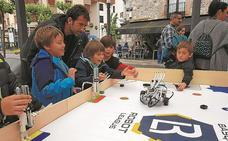 Robotika Dibertigarria, una puerta abierta a la tecnología