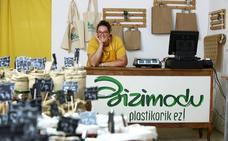 «Cuando he querido buscar alternativas sostenibles no las he encontrado»