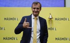 Los directivos de MasMóvil compran 625.000 euros en acciones ante la caída en Bolsa