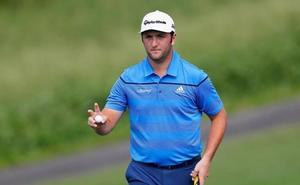 El golfista vasco Jon Rahm entra al top 5 del ránking liderado por Brooks Koepka