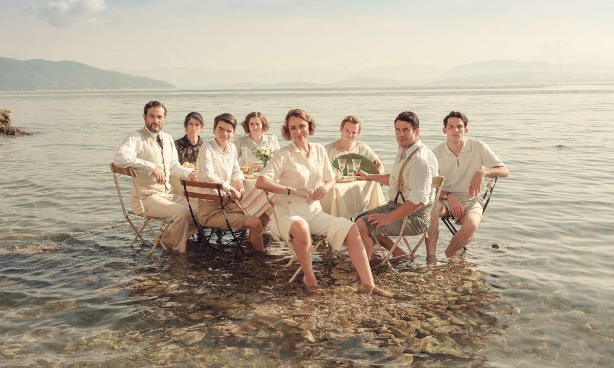 'Los Durrell' o cómo vivir en un eterno verano
