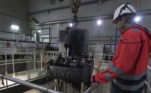 Mantener limpia la red de saneamiento de Donostialdea costará 43 millones en seis años